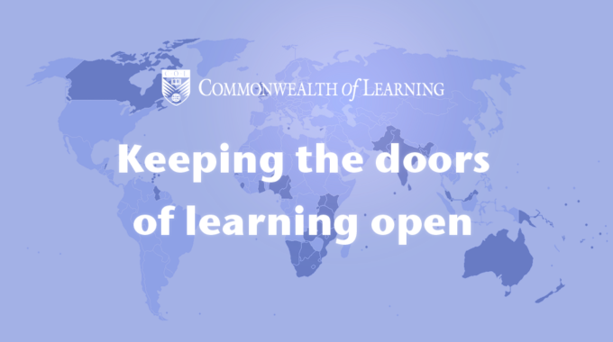 Keeping The Doors Of Learning Open COVID-19
